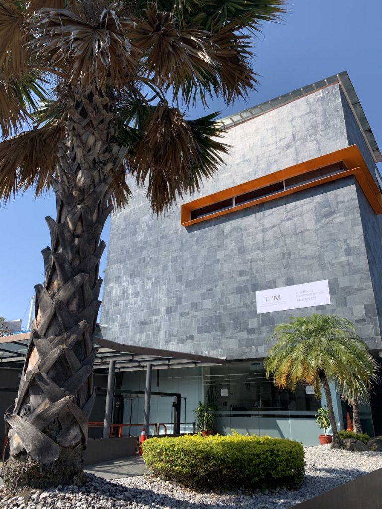 Step 2: Arriving at Instituto Nacional de Migración (INM) in Cuernavaca